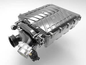 Whipple Cadillac CTSV LT4 20162018 Supercharger Upgrade Intercooled Kit W175AX 29L WK1025TB