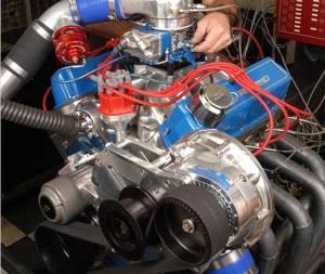 Procharger Supercharger Ford EFI SB SBF F2 Cog Drive Race