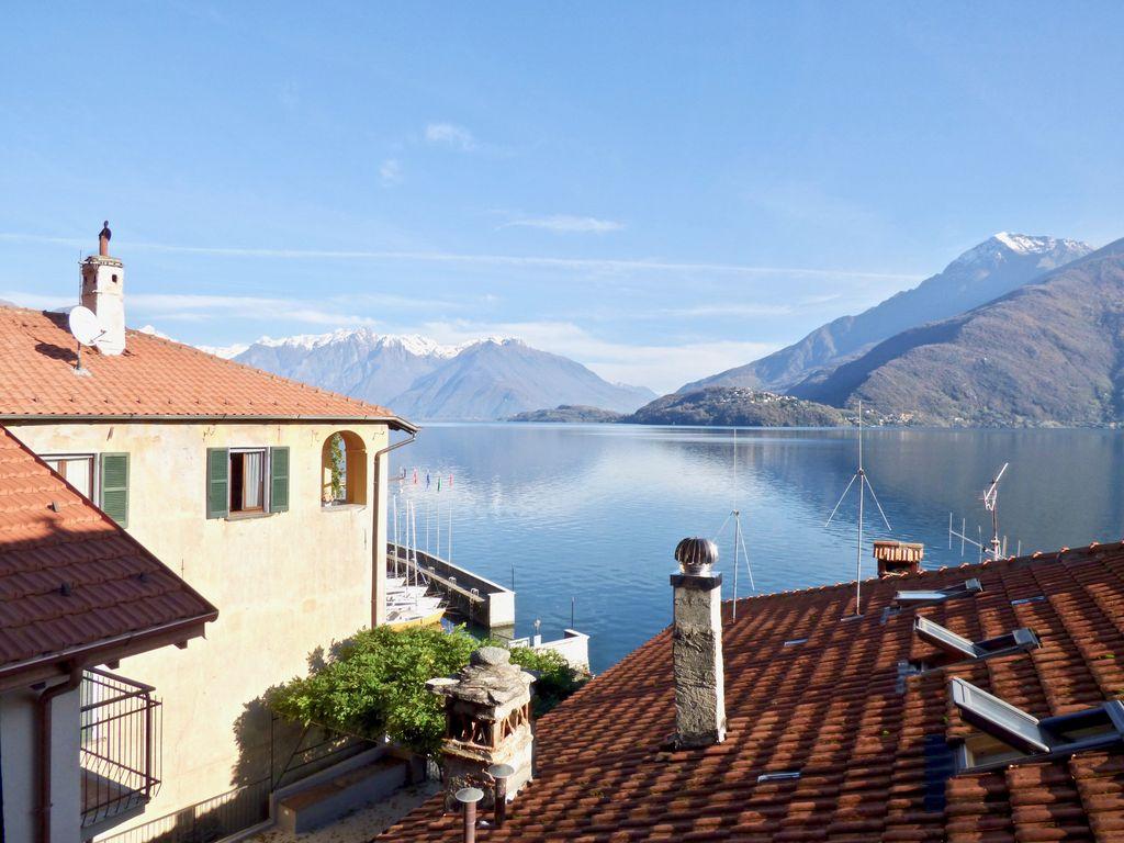 Musso Casa Da Ristrutturare Vista Lago Di Como Con Vista Lago