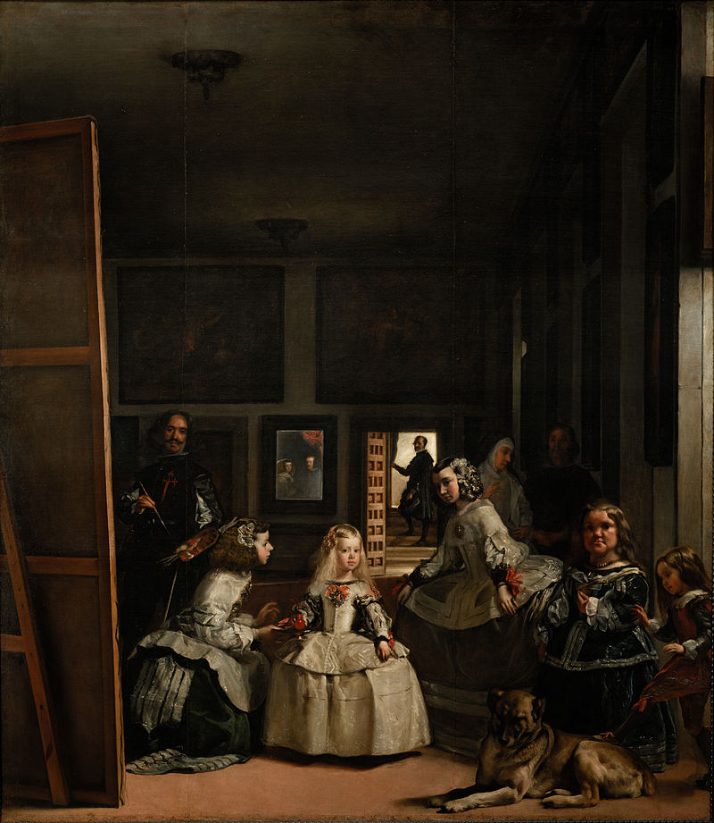 Las Meninas Diego Velázquez