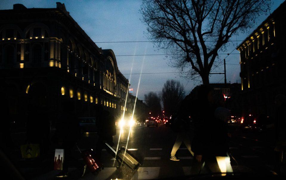 Torino Piazza Carlo Felice