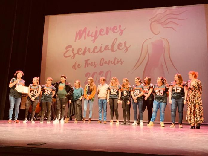 premios Mujeres esenciales