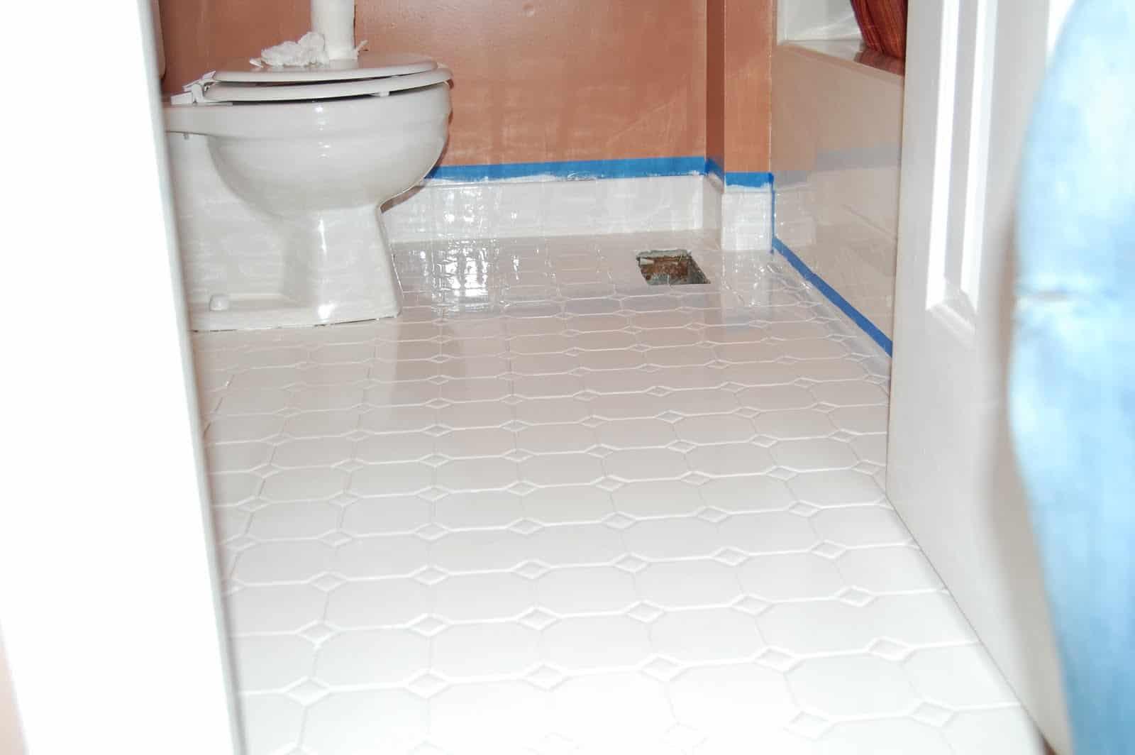 ceramic tile paint design