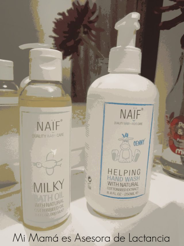 naif care - Naïf Baby Care: cuidando la piel