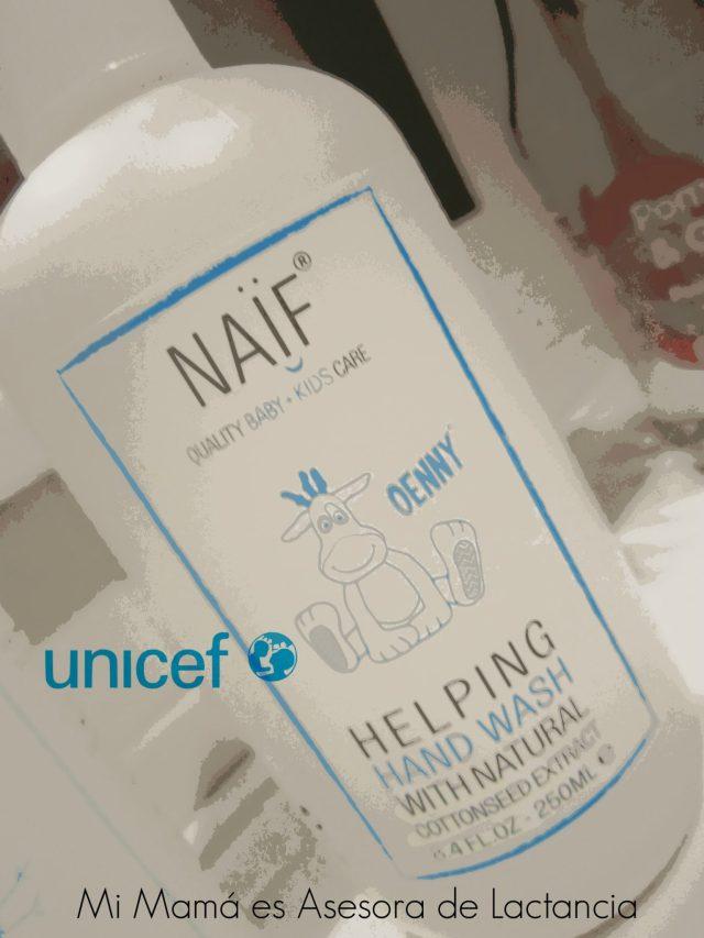 naif gel manos - Naïf Baby Care: cuidando la piel