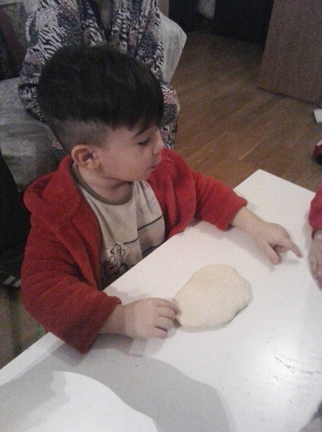 Pan de sartén