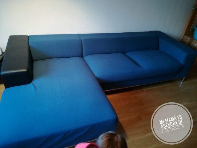 IMG 20170724 210540 01 - Pintar un mueble con ChalkPaint y tapizado nuevo del sillón.