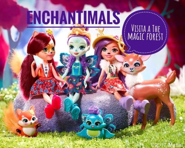 FB IMG 15064611607258736 01 - Visita a The Magic Forest con Enchantimals