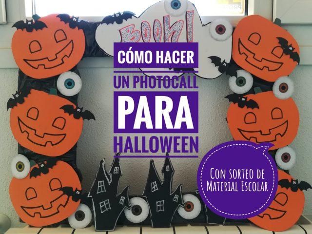 IMG 20171029 170648 02 - Cómo hacer un photocall con cartón pluma para Halloween. CON SORTEO ^^