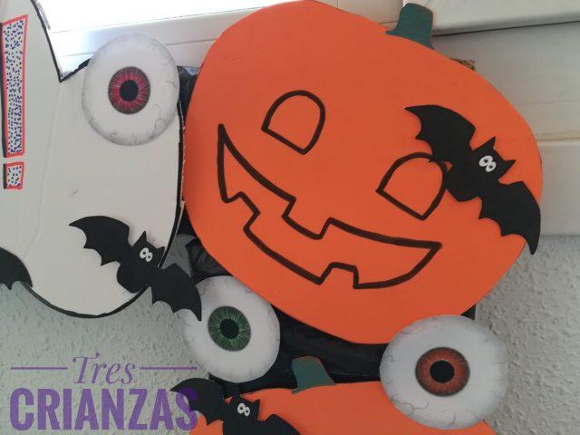 photocall para Halloween