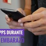 apps embarazo portada - Cosmética orgánica para bebés PETIT & JOLIE