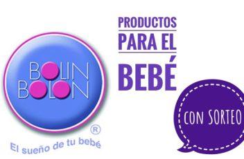 Bolin Bolon productos para el bebe con sorteo