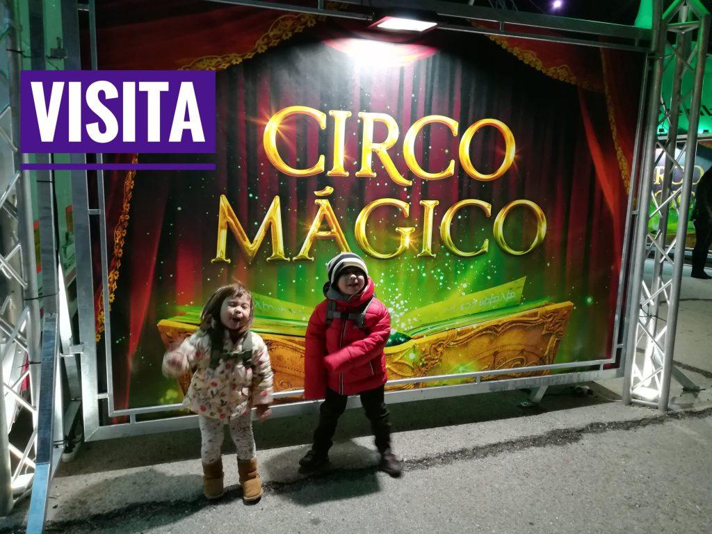 IMG 20171226 191717 01 - Visita al Circo Mágico en Madrid