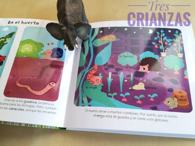 IMG 20180401 143218 01 1 - Cuentos para aprender bichos. Baby Enciclopedia Larousse.