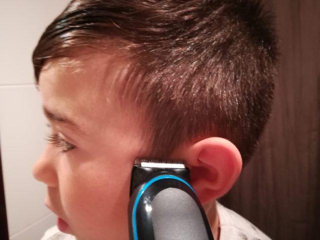 IMG 20180627 173824 - Afeitadora Braun MGK3080. 9 en 1 para toda la familia