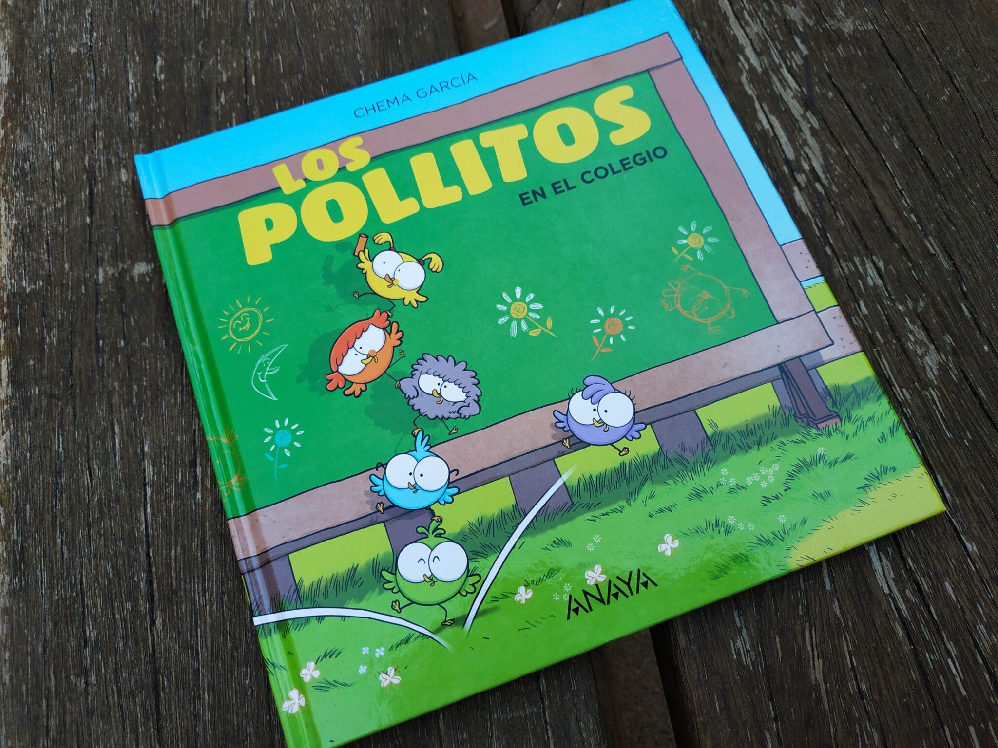 IMG 20191006 192824 - Los Pollitos en el Cole