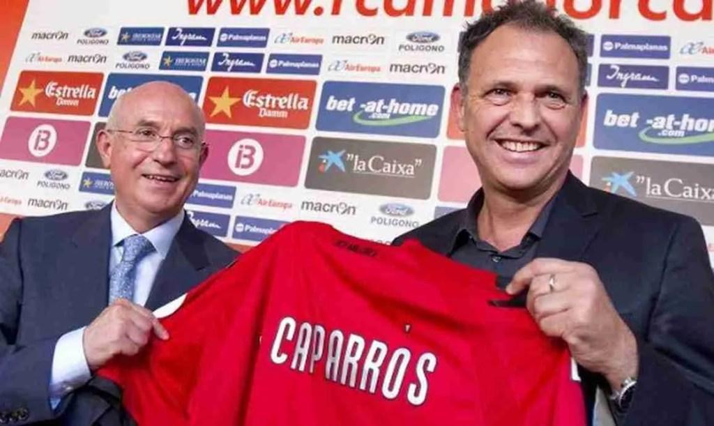 Serra Ferrer y Caparrós en Mallorca