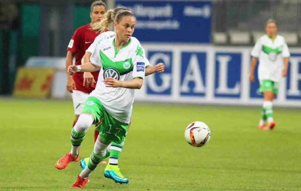 Ewa Pajor Wolfsburgo
