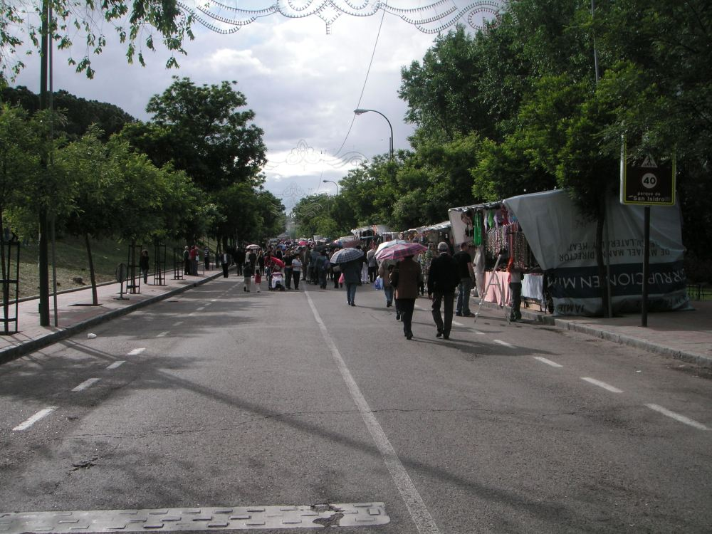 UN PASEO POR MADRID (III) (5/6)