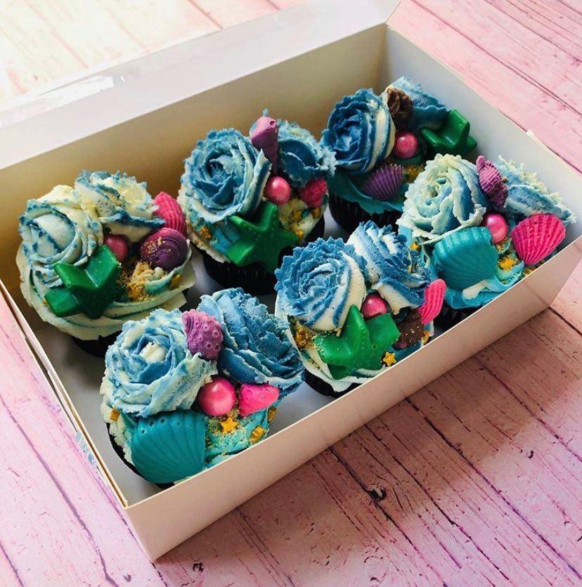 Ocean Cupcakes in Philadelphia PA