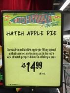 a Hatch Chile Apple Pie s