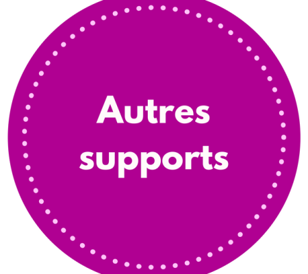 2. Autres supports