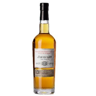 Visuel bouteille whisky single malt Jacoulot 13 ans