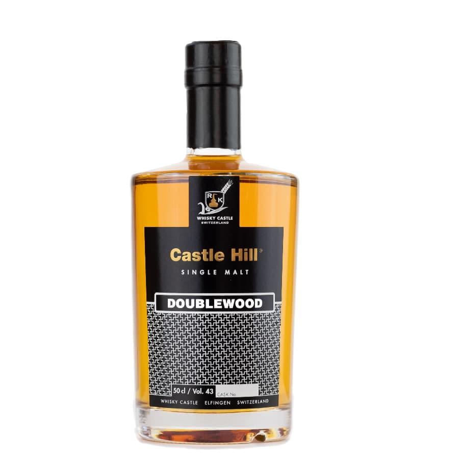 visuel Whisky Castle Doublewood