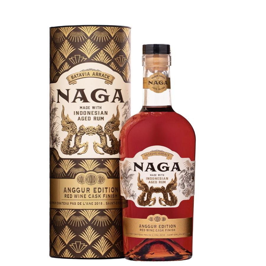 Visuel rhum Naga Anggur