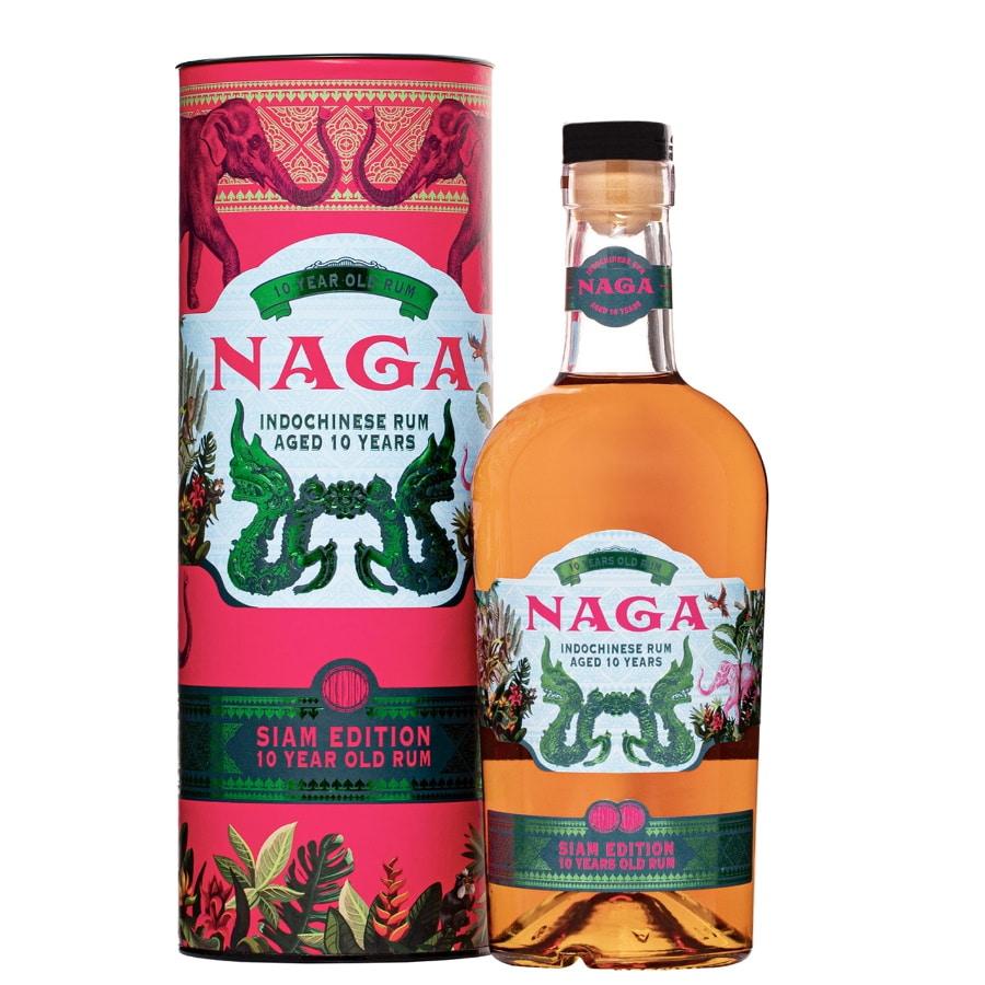 Visuel Naga Siam Edition | 10 ans