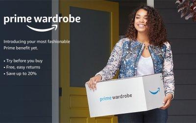Amazon permitirá probarse la ropa antes de comprarla