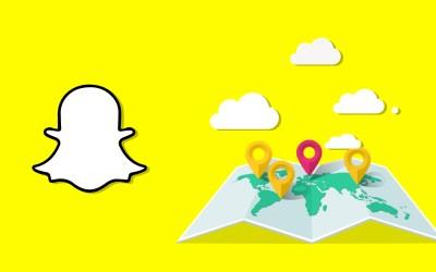 Snapchat lanza nueva característica para compartir tu ubicación