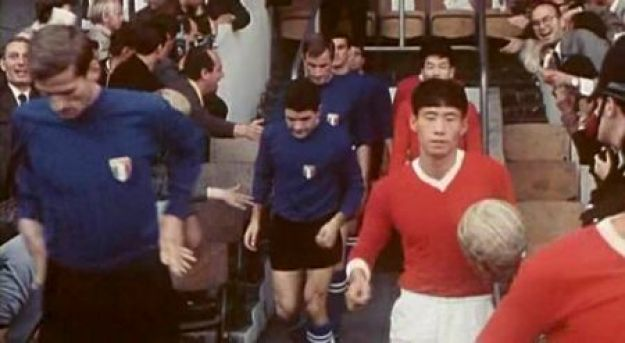 19/07/1966 - Coreia do Norte 1 x 0 Itália - Três Pontos