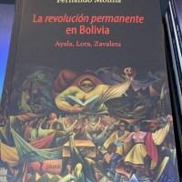 LA REVOLUCION PERMANENTE EN BOLIVIA