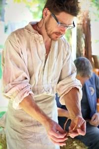 Hugues-mircea Paillet TresVie La révélation de soi de l'osier biologique à la vannerie