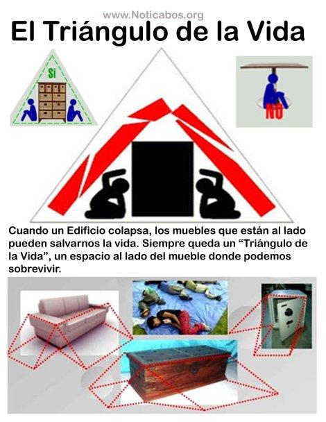 co robić podczas trzęsienia ziemi - Chile