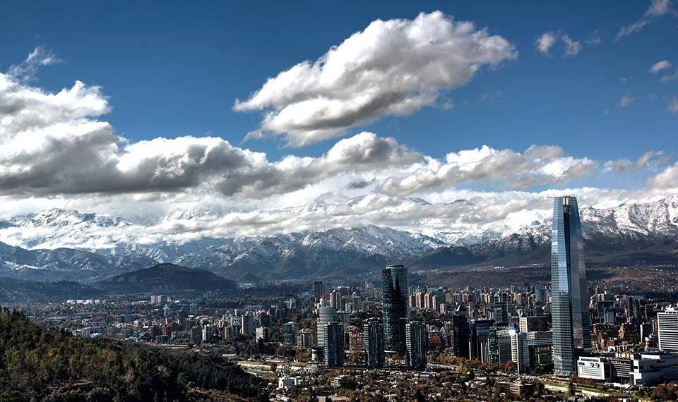 Santiago by Pauli