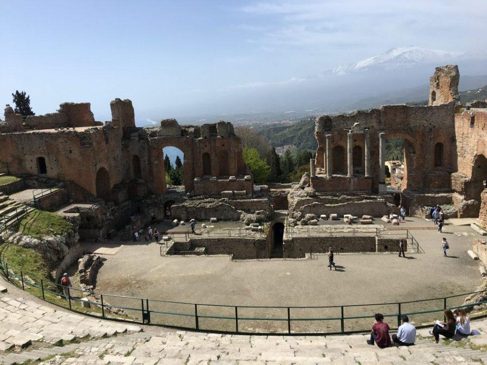 Taormina , Sicilia, Viaggio on the road con i bambini, trevaligie