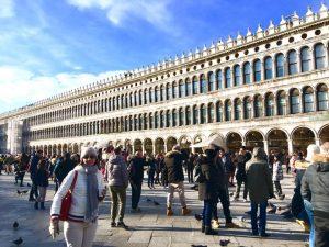 venezia in inverno, Italia, viaggio on the road con bambini, trevaligie