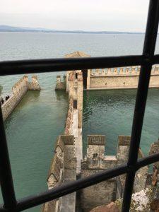 Sirmione, lago di Garda, viaggio on the road con bambini, trevaligie