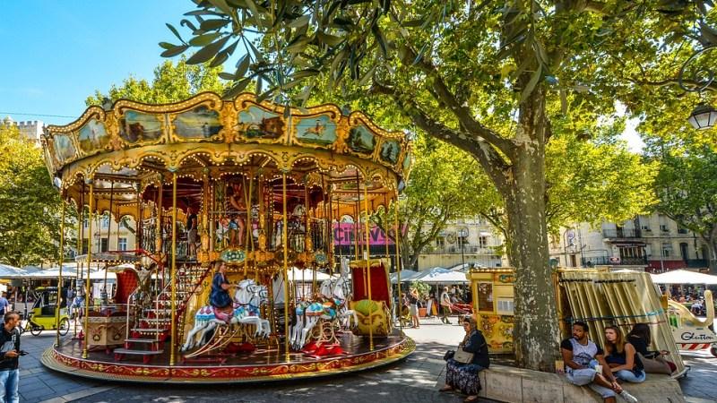 Avignone e dintorni. Viaggio on the road in Francia con i bambini.