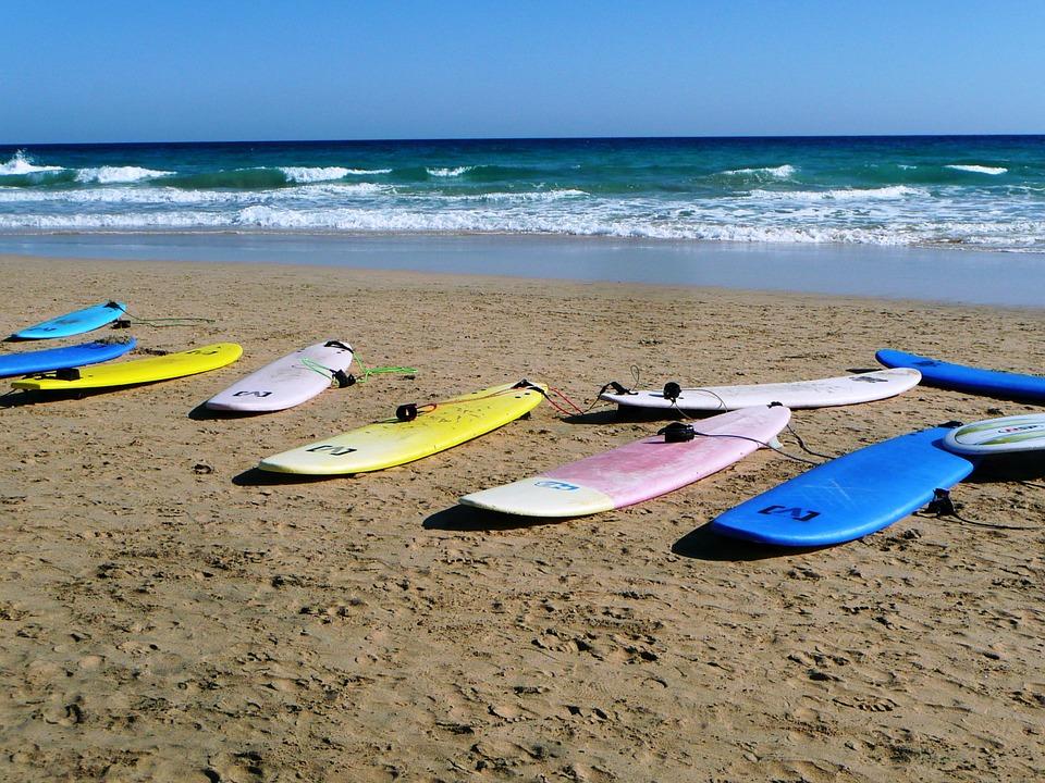 In Paddleboard alla scoperta delle sette spiagge di Gaeta