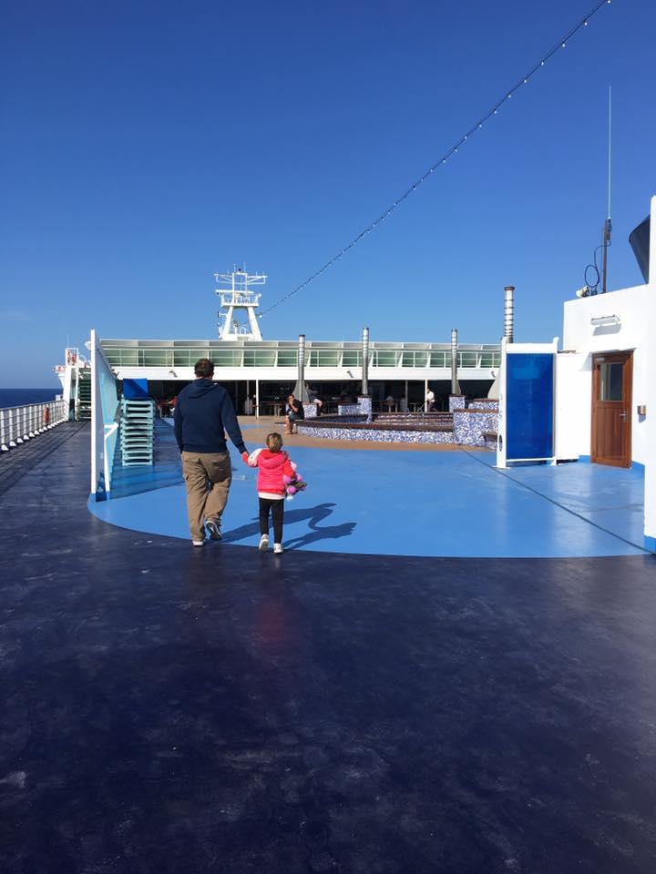 trevaligie, viaggiare in nave, alternativa all'aereo, viaggio on the road con bambini