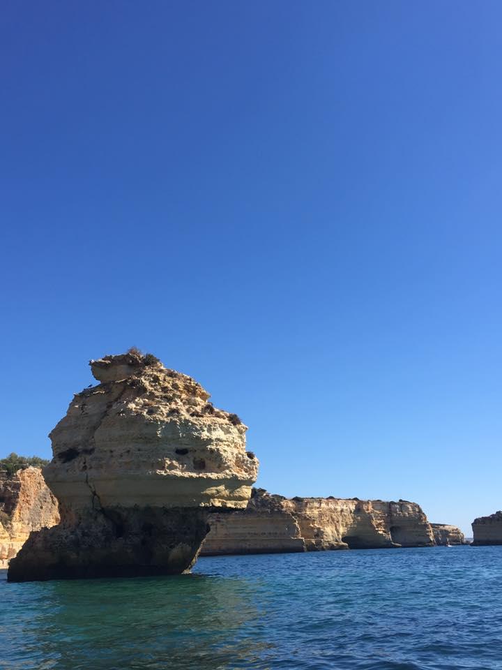 Algarve, portogallo, viaggio on the road con bambini, trevaligie