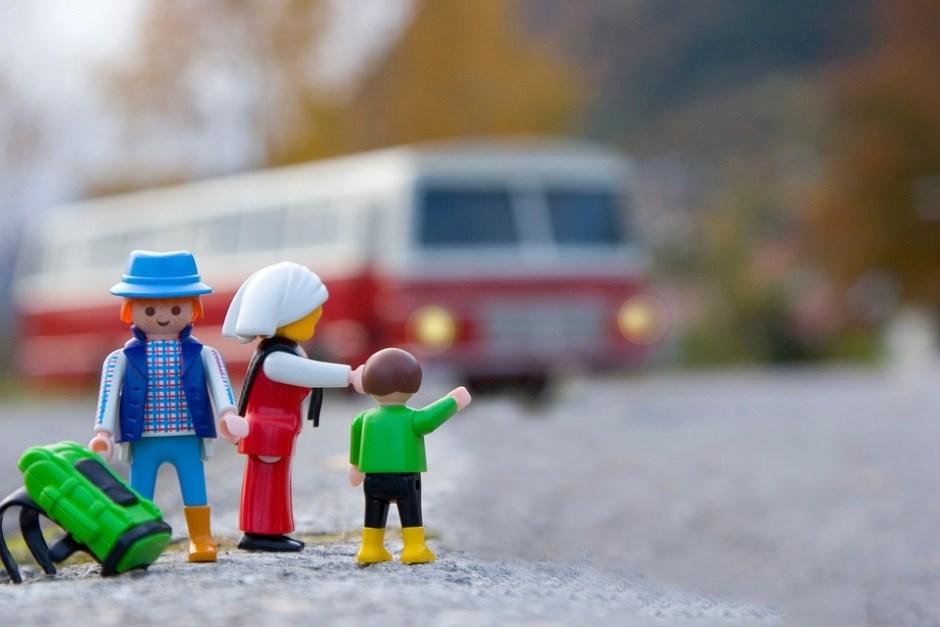 organizzare un viaggio on the road con i bambini, trevaligie