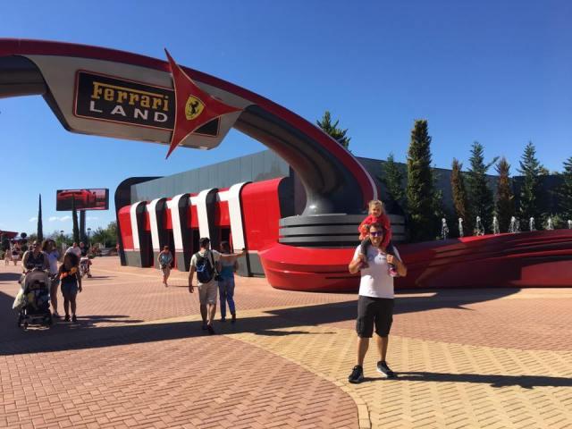 Portaventura Park, Barcellona, viaggio on the road con bambini, trevaligie