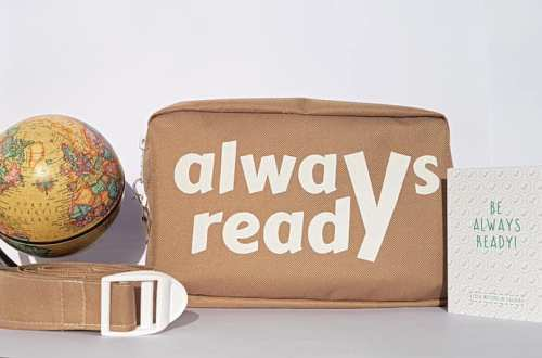 Alwaysready, kit viaggiatori, indispensabili in viaggio, trevaligie