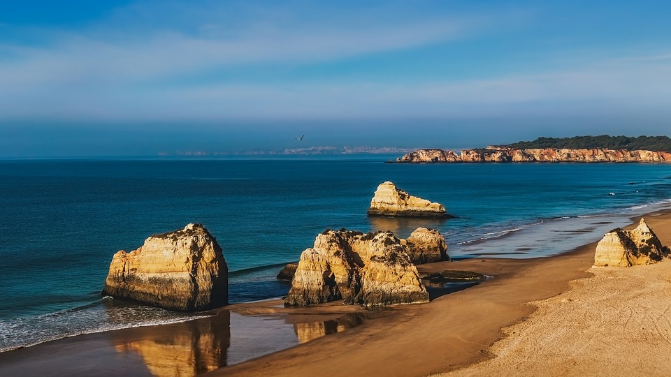 Portogallo on the road con i bambini: l'Algarve