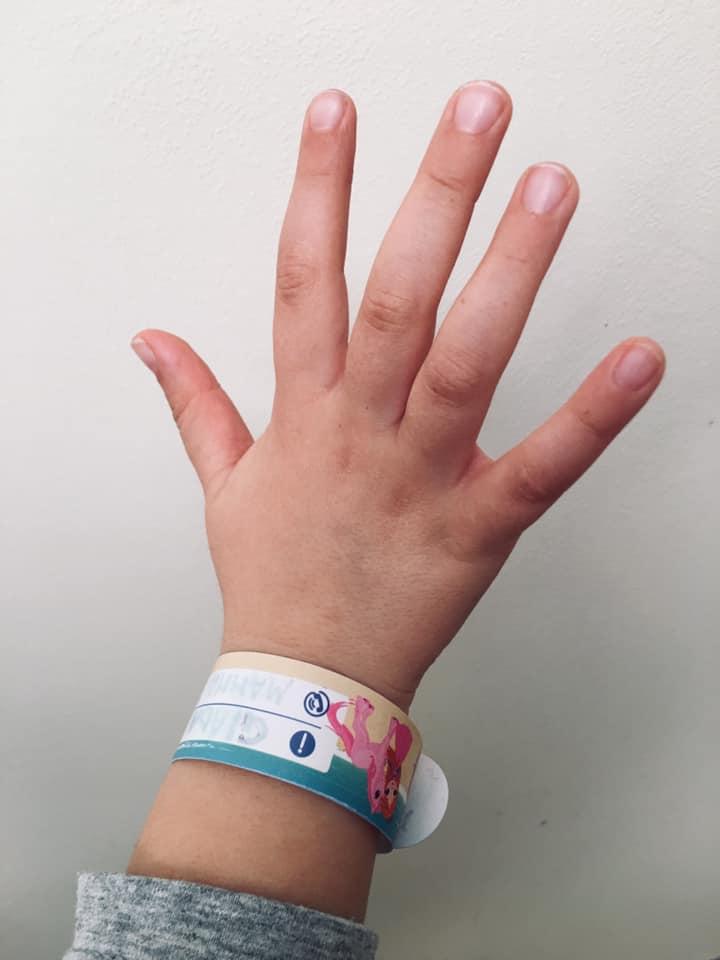 Bracciali identificativi, bracciali per bambini, dogtags, trevaligie