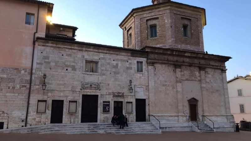 Spoleto. Viaggio on the road in Umbria con i bambini
